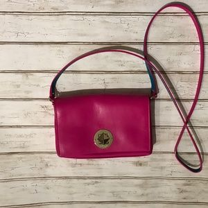 Pink Kate Spade Cross Body Bag